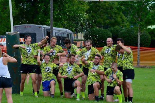 Park win Highland 7's