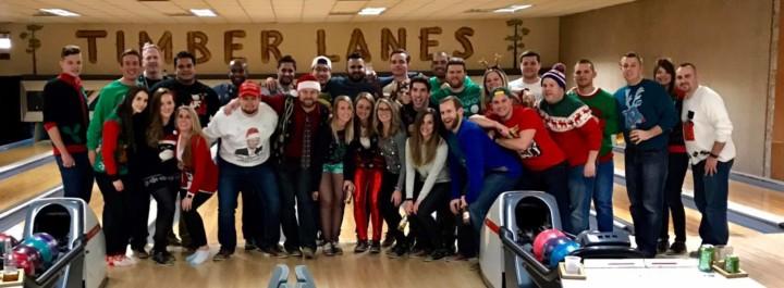 Xmas Sweater Bowling 2017