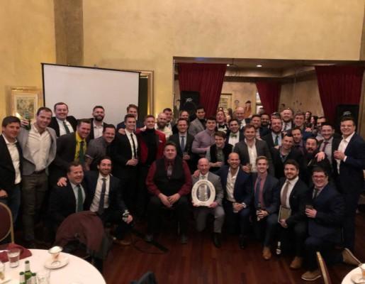 2020 Banquet group photo